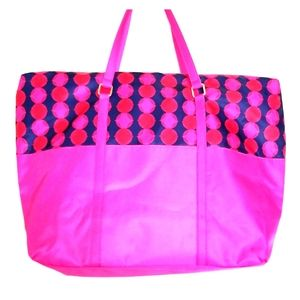 "Nylon travel bag by Avon"""
